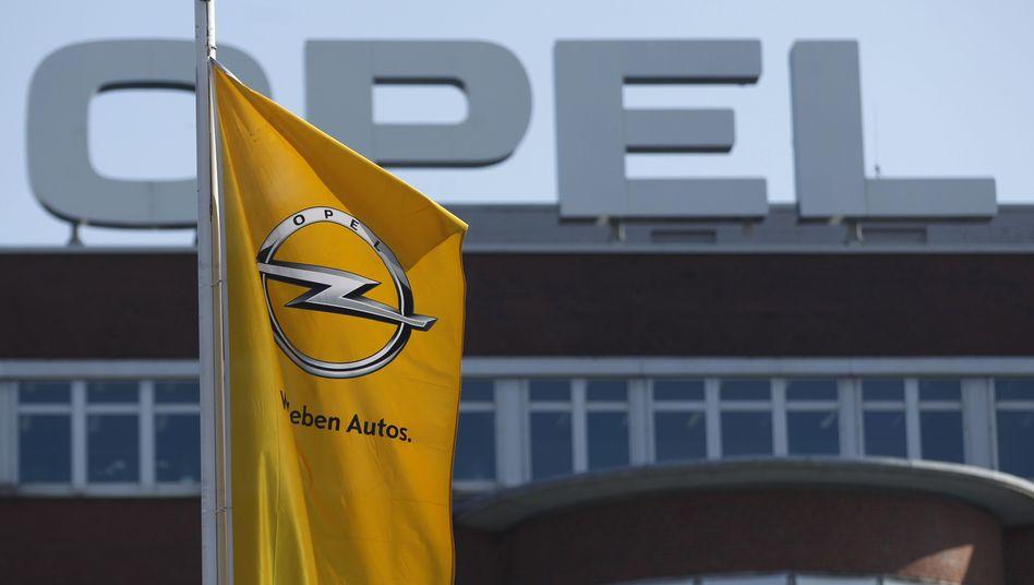 Opel-Werk Bochum: Dem Standort droht das Aus