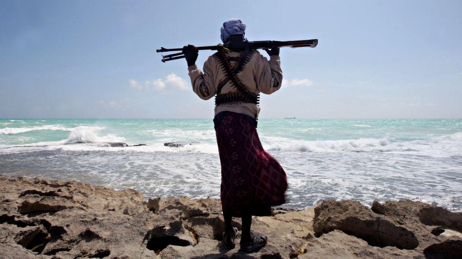 """Pirat an der somalischen Küste: """"Das sind gewöhnliche Kriminelle"""""""