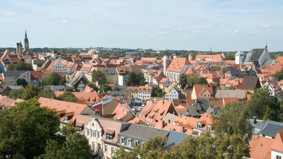 Freiberg in Mittelsachsen: Streit über ein Stadtfest