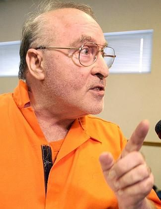 Ernst Zündel (Archivbild von 2003): Seit zwei Jahren in Kanada inhaftiert