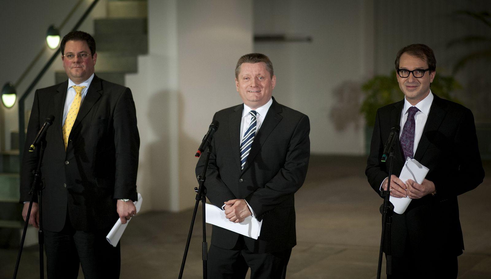 NICHT VERWENDEN Parteien/Koalition