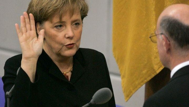 Angela Merkel: Zehn Jahre Kanzlerin