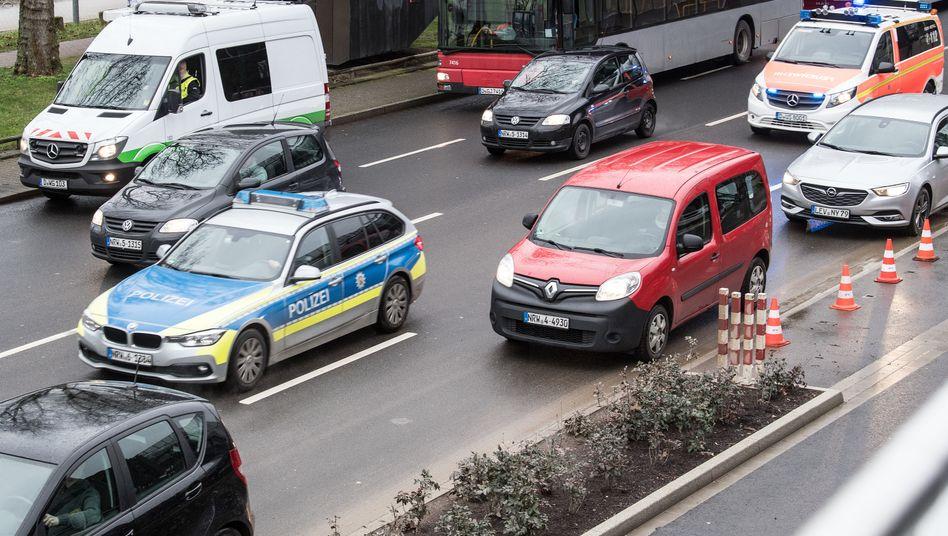 StVO-Novelle gestoppt - vorerst gibt es deshalb auch keine Fahrverbote bei Befahren einer Rettungsgasse