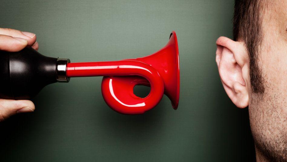 Sich Gehör verschaffen, ohne auf die Nerven zu fallen - das ist gar nicht so leicht