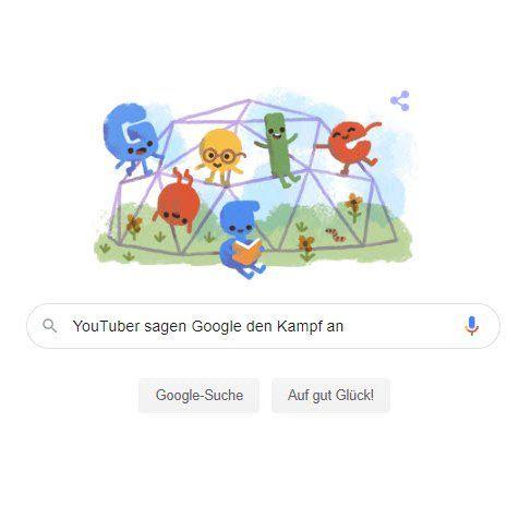 Google vs. YouTuber