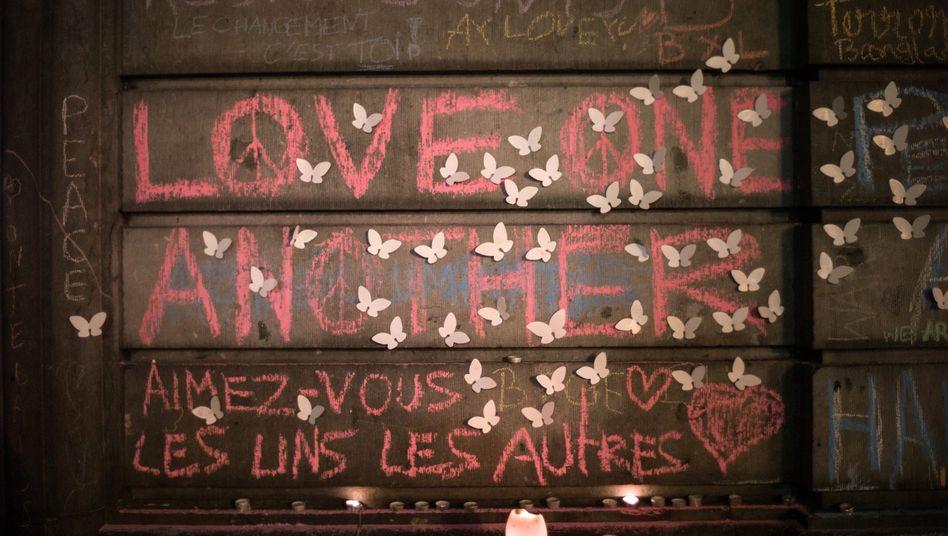 Botschaft auf dem Place de la Bourse in Brüssel