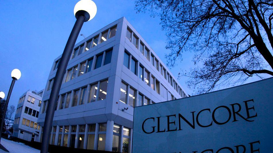 Glencore-Zentrale: Probleme bei der Xstrata-Übernahme