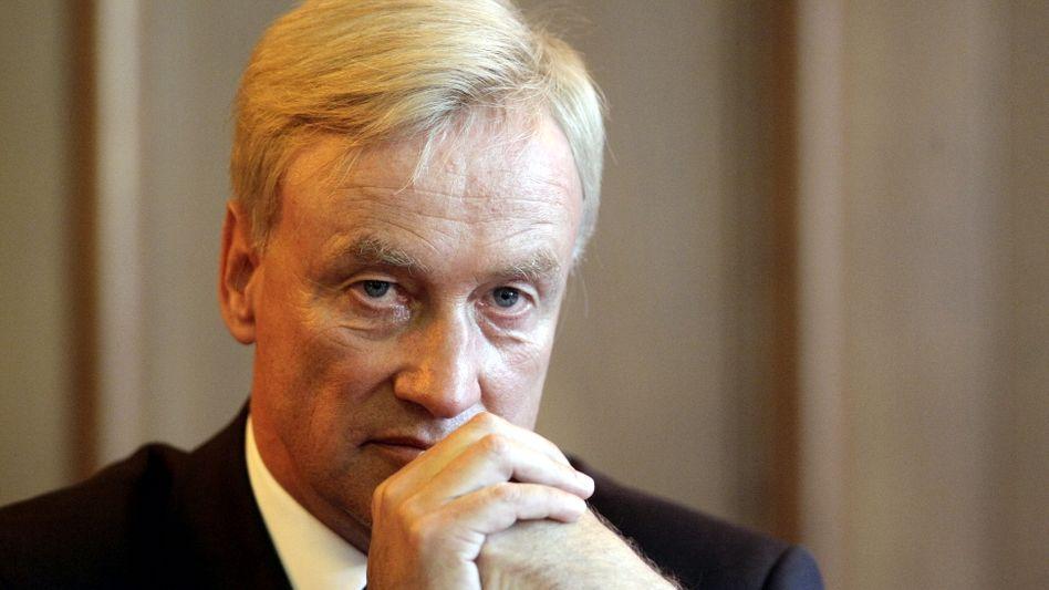 Hamburgs Erster Bürgermeister Ole von Beust: Rücktrittsankündigung gibt SPD Aufwind