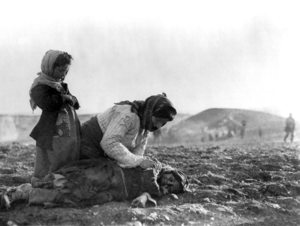 Volkermord An Armeniern Im Ersten Weltkrieg Auf Dem Todesmarsch Der Spiegel