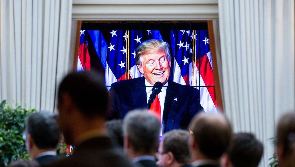 Trump (Archivbild)