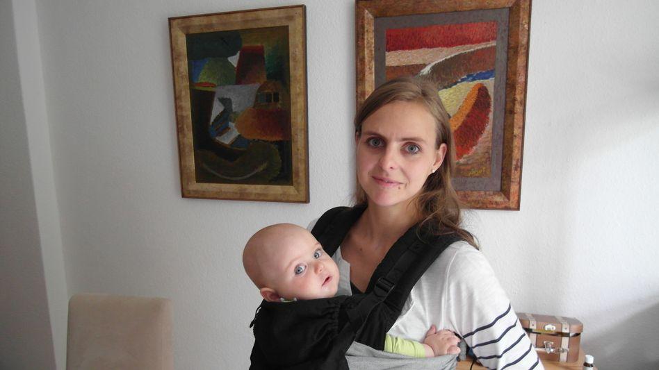 """Kathrin Schweppe-May mit Jakob: """"Gesetz ist Gesetz"""""""