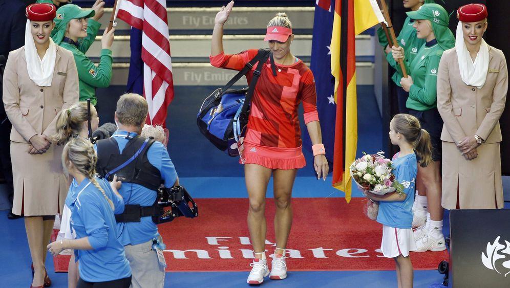Australian Open: Kerbers Triumph in Melbourne
