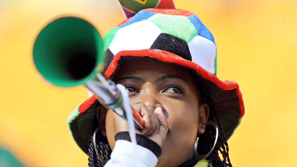 WM-Hassobjekt Vuvuzela: Das Getröte geht weiter