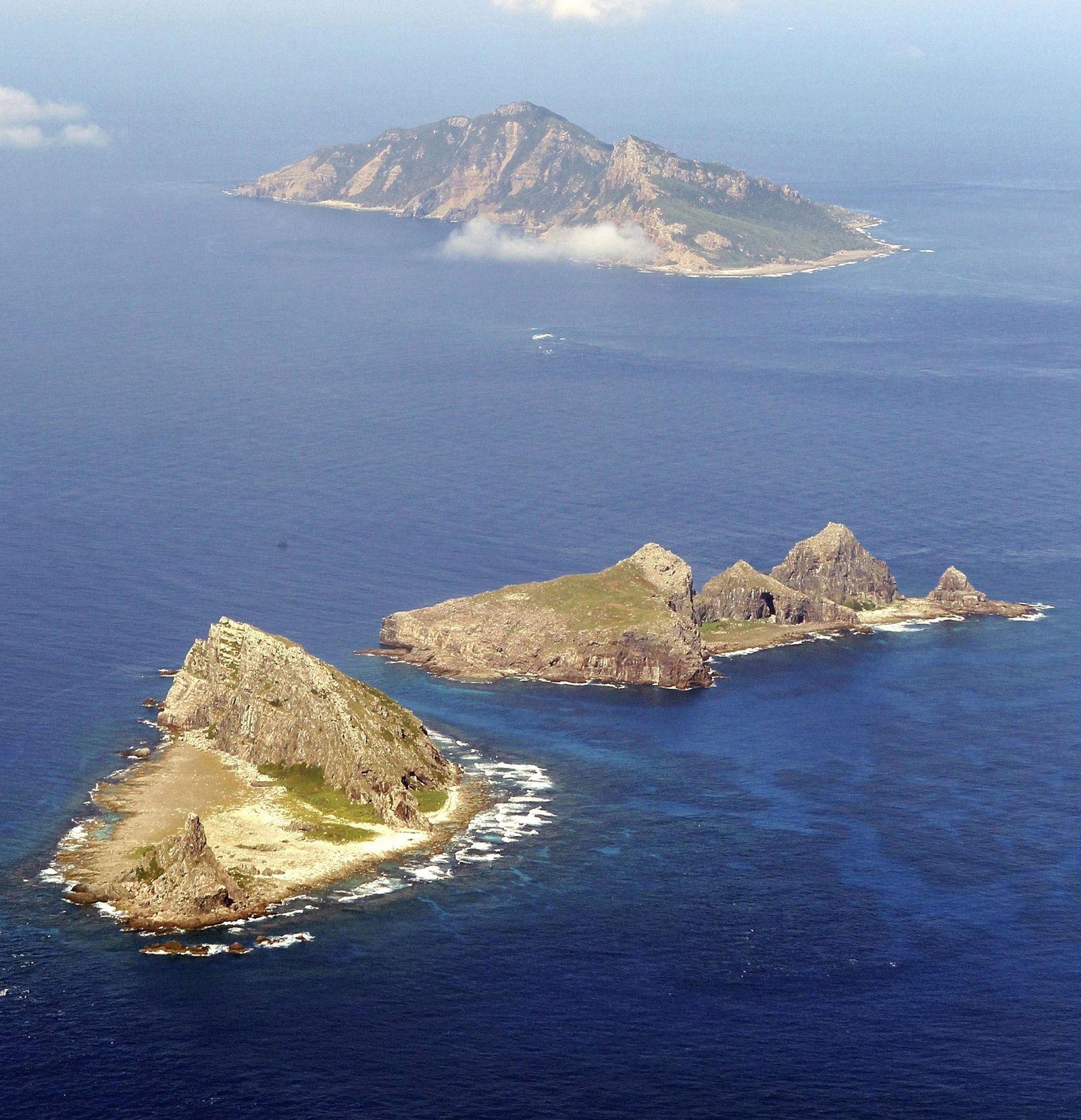Japan China / Senkaku Insel