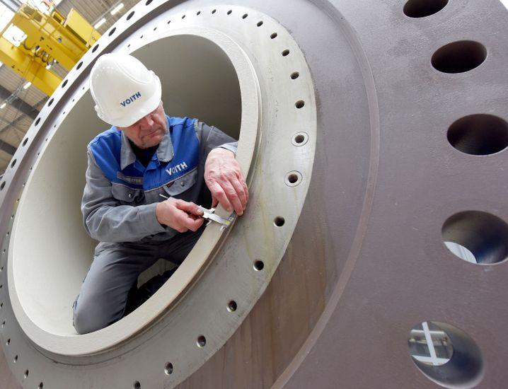 Maschinenbau: Hochwertige neue Jobs