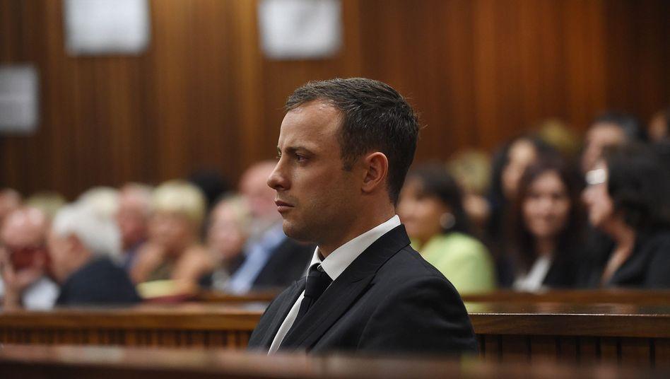 Oscar Pistorius vor Gericht: Richterin will Urteil am Freitag sprechen