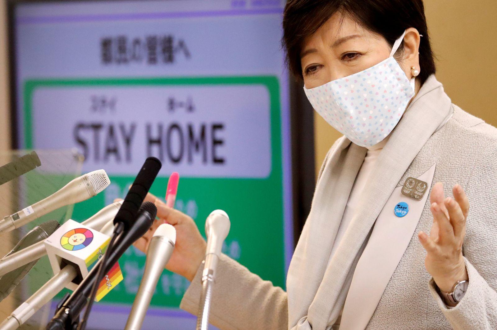 FILE PHOTO: Coronavirus disease (COVID-19) outbreak in Japan