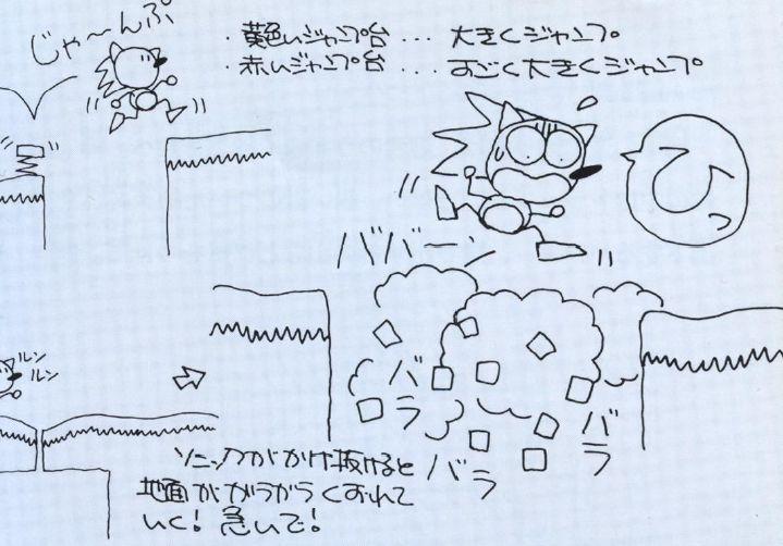 Sonic_3_Skizzen-1