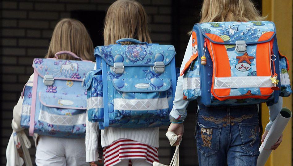 Schüler in Deutschland: Ein Drittel klagt über regelmäßigen Druck