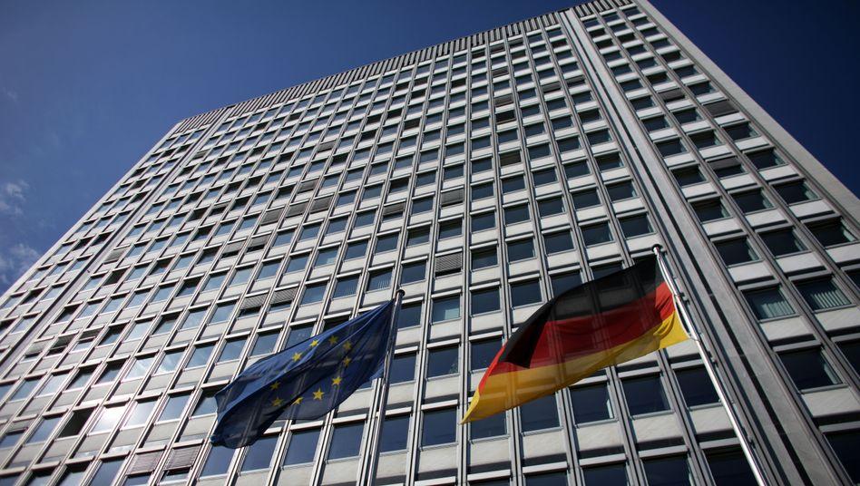 Die Bundesnetzagentur in Bonn