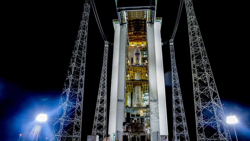 Europäisches Weltraumprogramm Copernicus: Satellit soll vom Weltraumflughafen der ESA starten