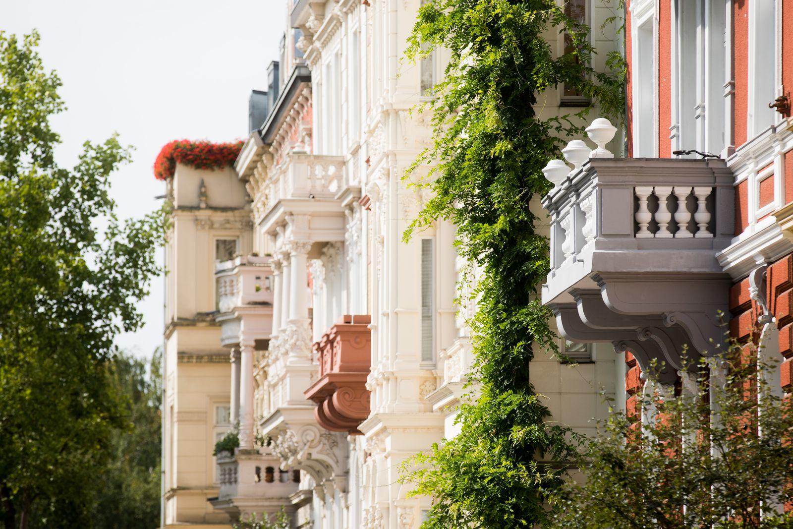 Immobilien / Wohnungen / Wohnung / Eigentumswohnung / Häuser / Immobilienblase