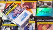 Die Schachtel Zigaretten muss zehn Euro kosten