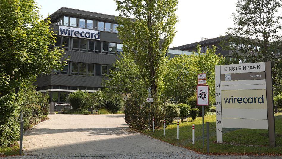 """Wirecard-Zentrale in Aschheim bei München: Staatsanwaltschaft geht von """"gewerbsmäßigem Bandenbetrug"""" aus"""