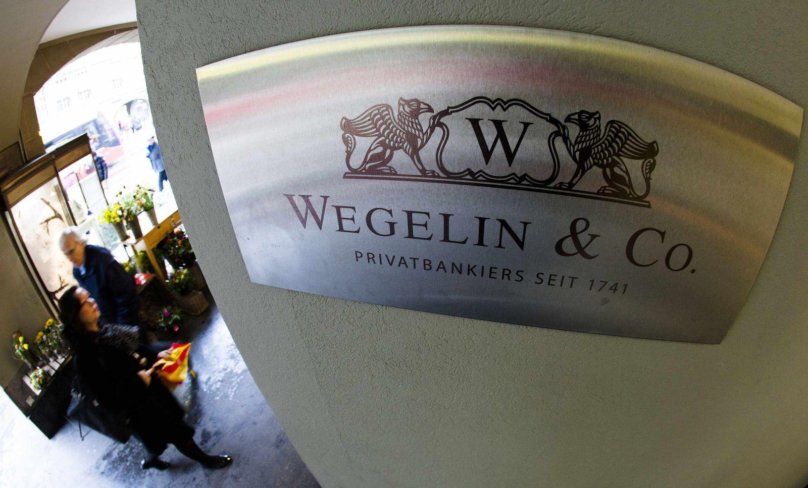 Wegelin Logo Schweiz