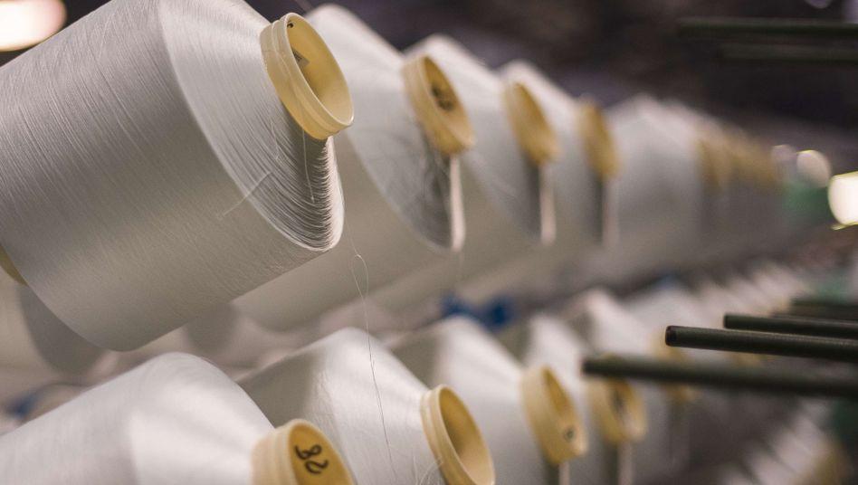 Garn: Die Herstellung verursacht gut die Hälfte aller negativen Umwelteinflüsse