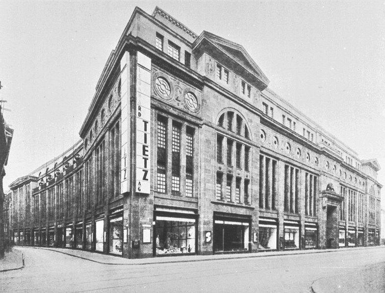 Kaufhaus Leonhard Tietz