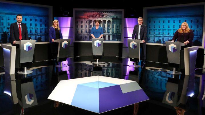 Nordirlandwahl 2017: Ulsters neue/alte Polit-Szene