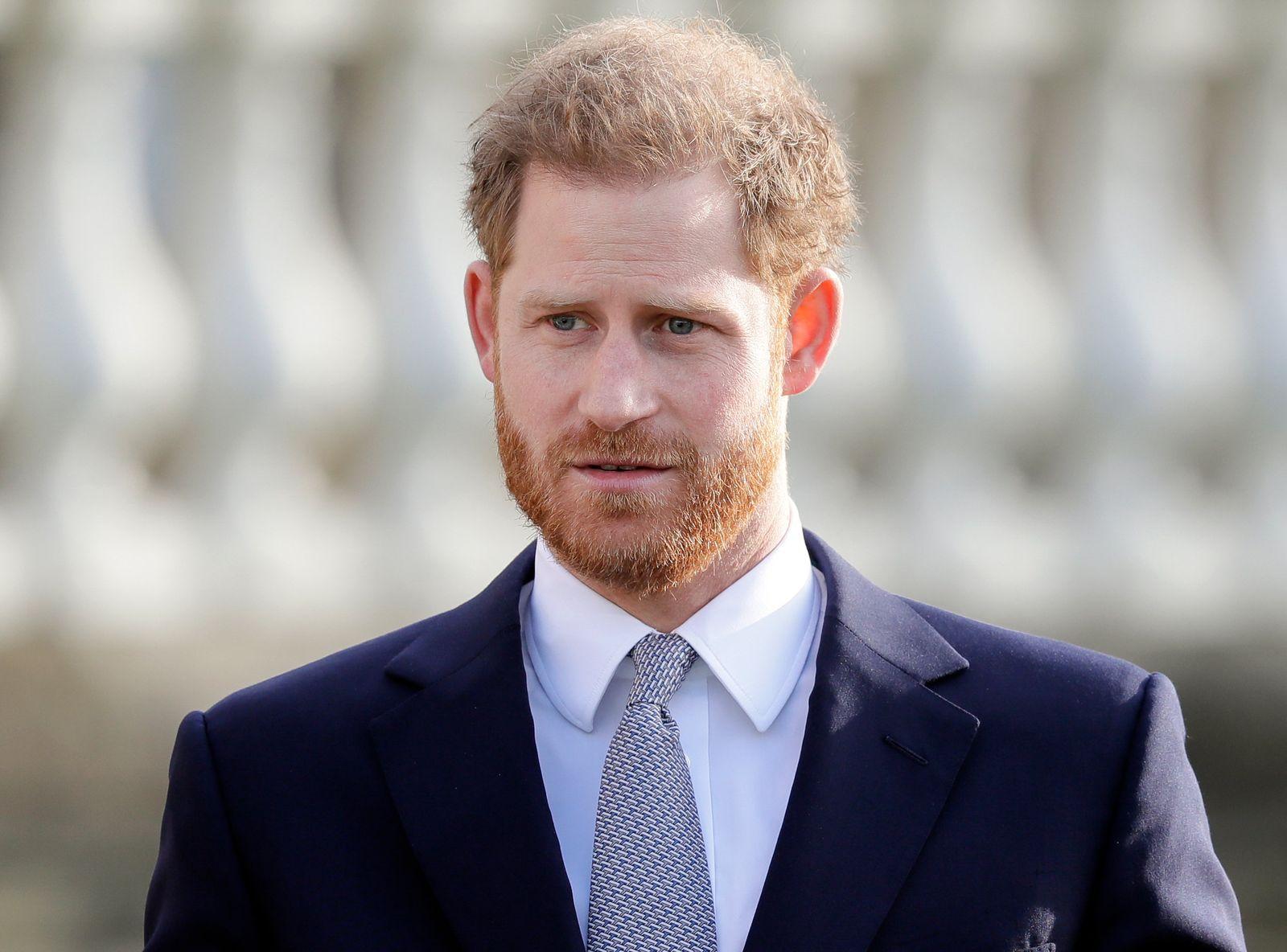 Nach Tod von Prinz Philip - Prinz Harry
