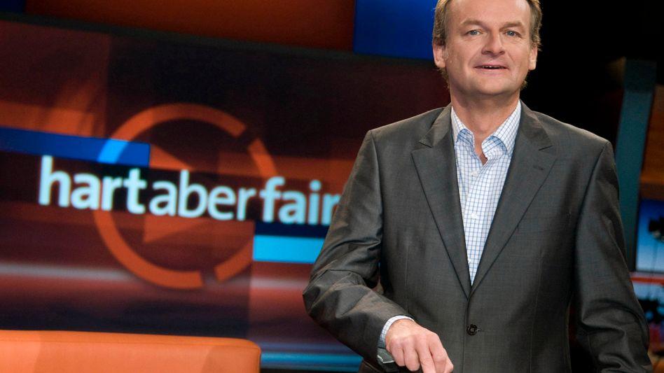 ARD-Talker Plasberg: Journalistisch gut aufbereitetes Thema schlichtweg zerredet