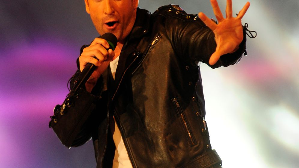 Netz-Kampagne: Der Sänger, an dem sich die Geister scheiden