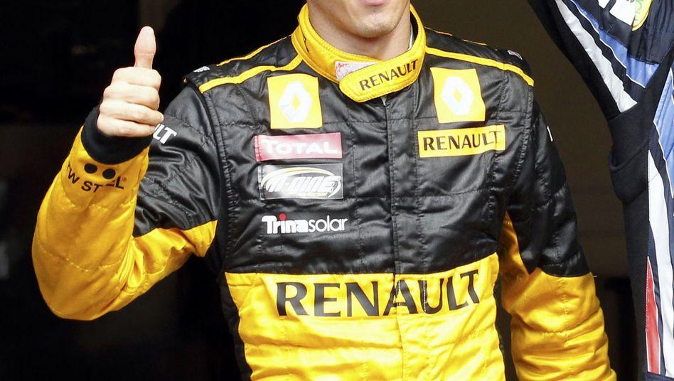 Rennfahrer Kubica: Genesung nach schwerem Unfall
