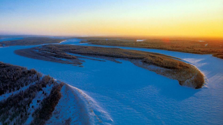 Mögliches Gasfördergebiet Sibirien: BASF und Gazprom bohren jetzt gemeinsam