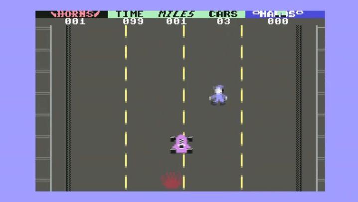 Indizierte C64-Games: Jugendgefährdende Pixelwüsten