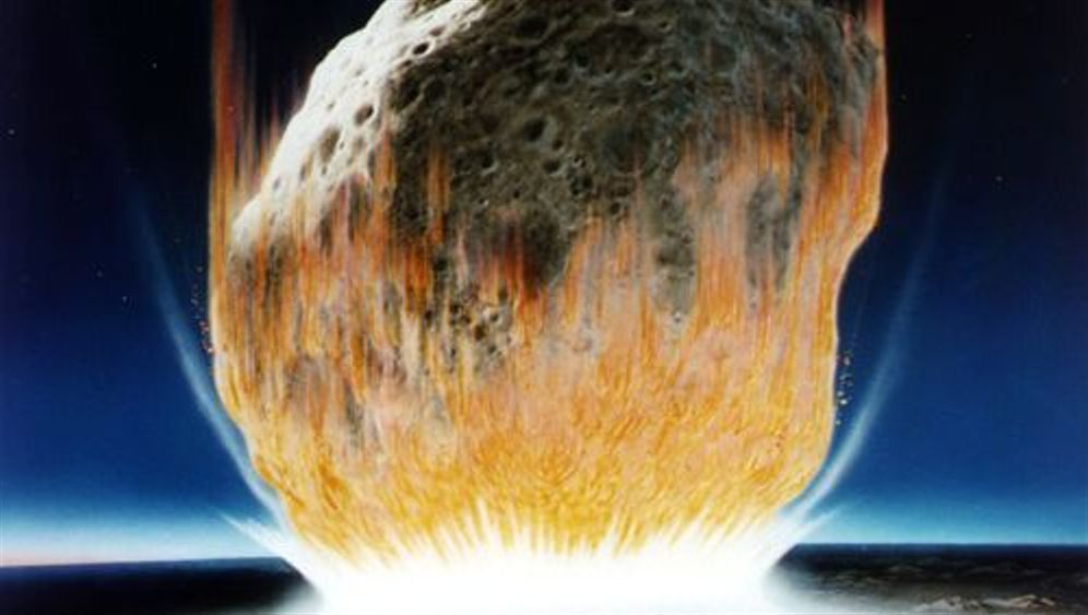 Exitus der Saurier: Erst der Asteroid - dann die Vulkane