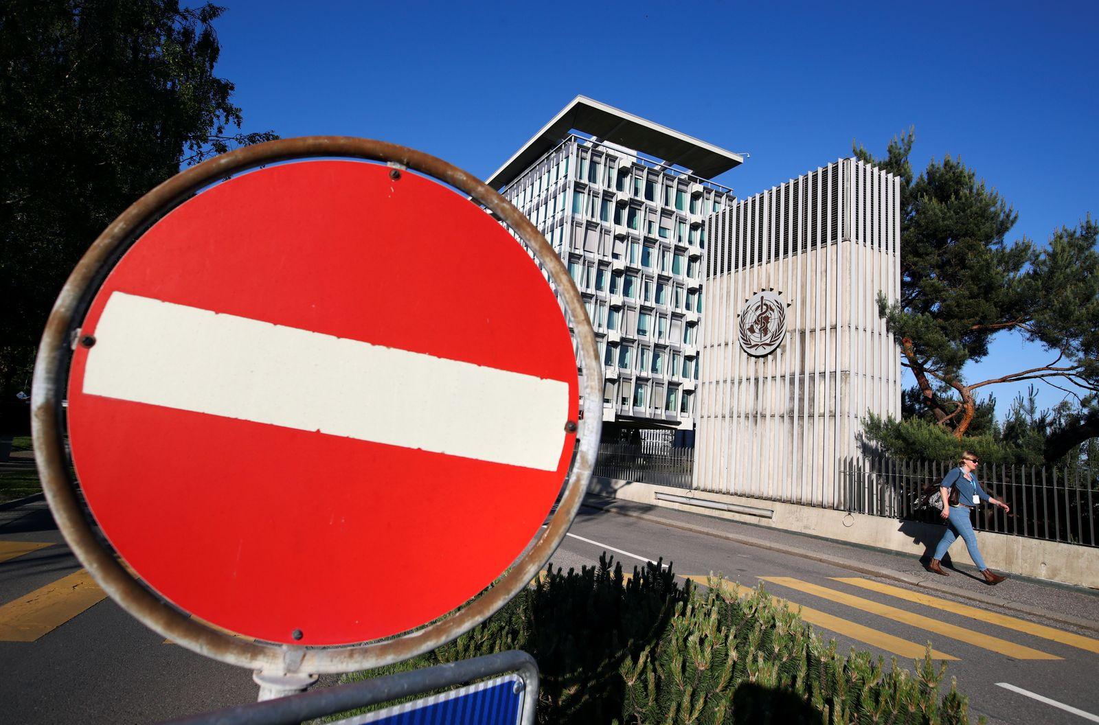 The outbreak of the coronavirus disease (COVID-19) in Geneva