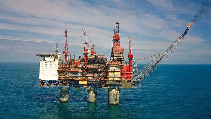 Riskante Energiegier: Spektakuläre Unfälle bei Offshore-Bohrungen