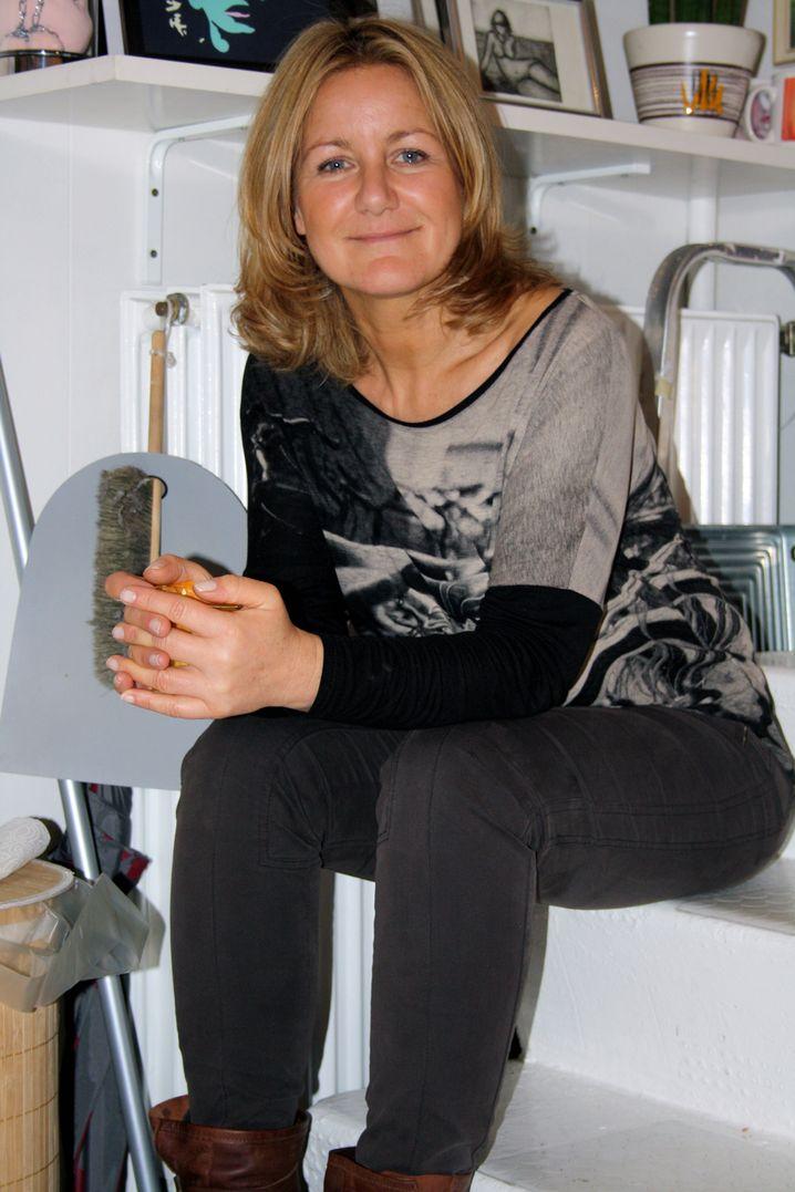 Sabine Rademacher, 52, kam mit ihrem Lebensgefährten nach Kopenhagen