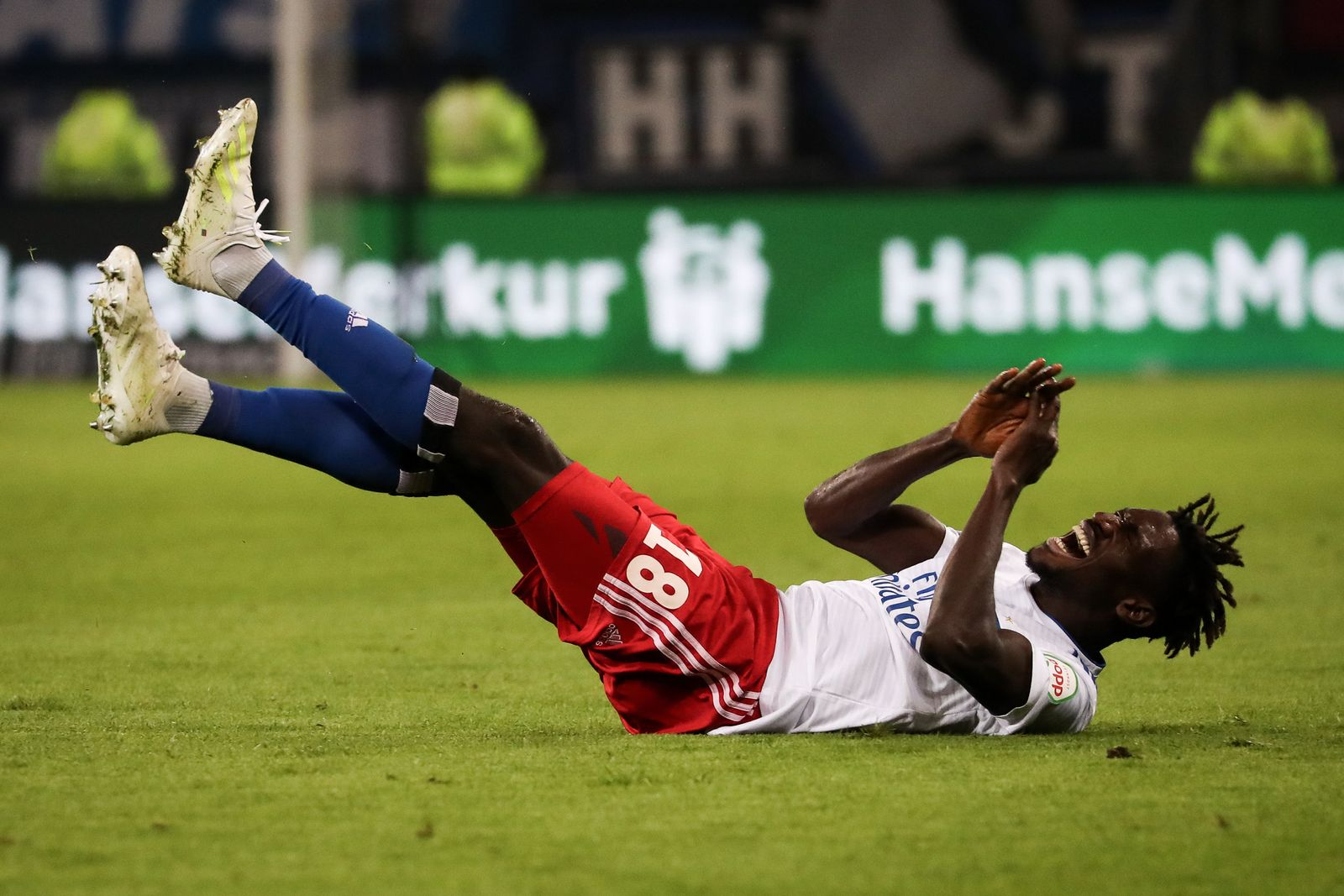 Hamburger SV - 1. FC Magdeburg