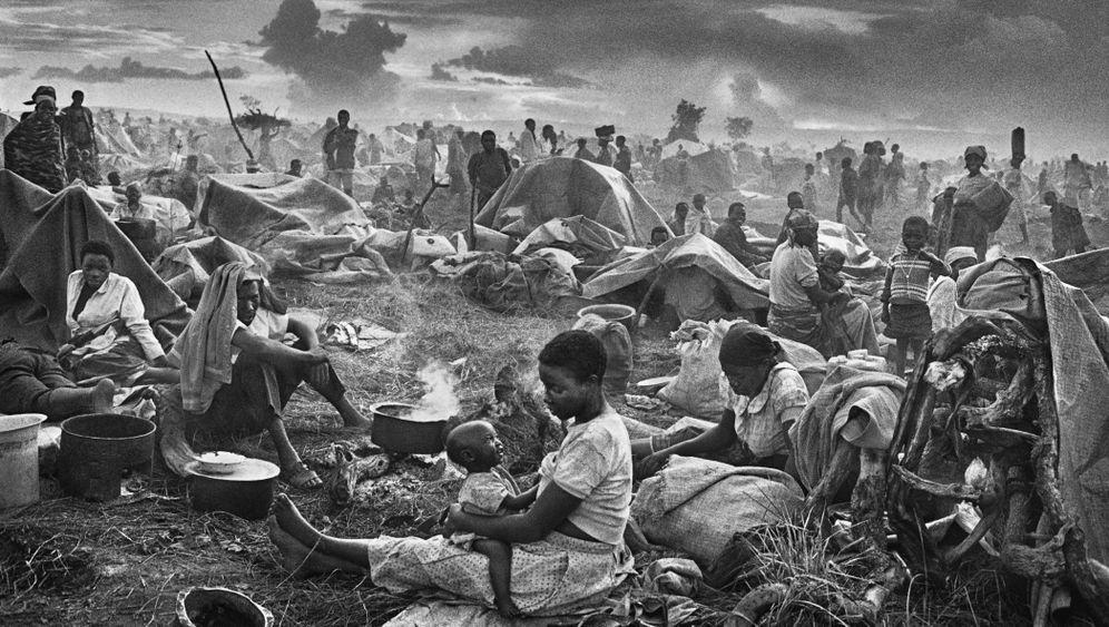 Fotograf Sebastião Salgado: Leid, überall Leid