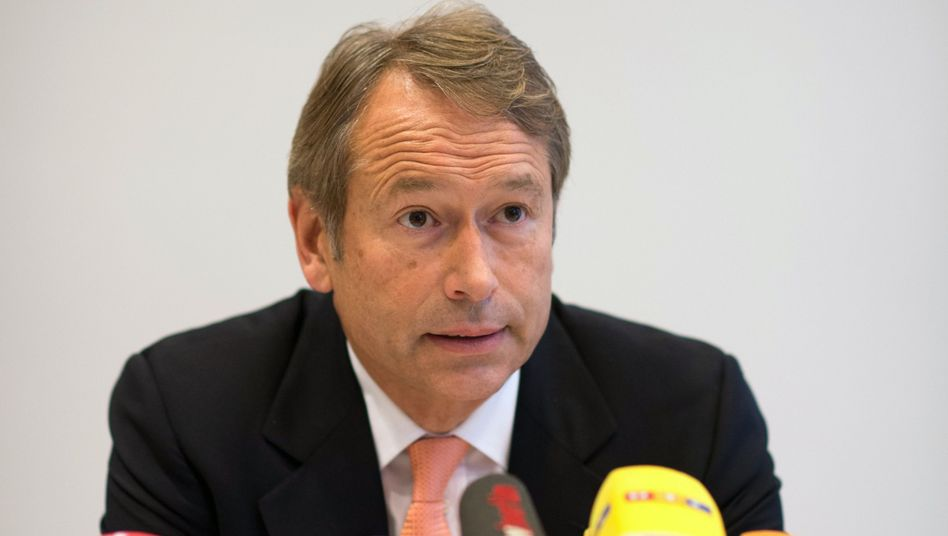 Finanzsenator Nußbaum: Rückzug im Dezember