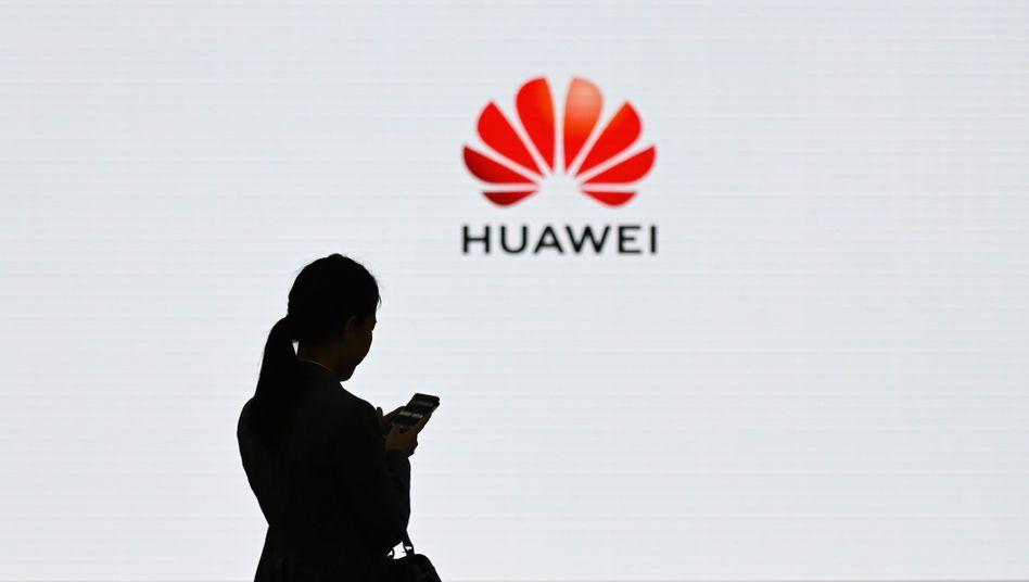 Huawei-Logo (Symbolbild): HuaweiTechnologies Düsseldorf,HuaweiCloud Berlin undHuaweiOpenLab München auf schwarzer Liste