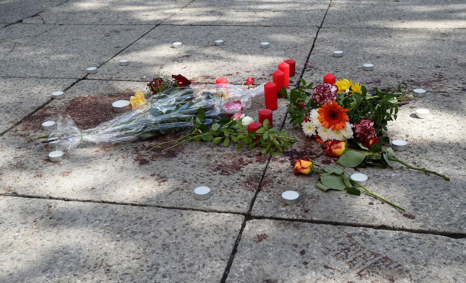 Chemnitz/Tatort/Blumen