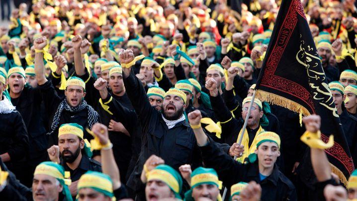 """Irans Einfluss in Nahost: Die Angst vor dem """"schiitischen Halbmond"""""""