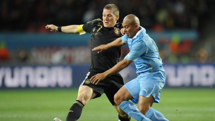 Deutschland vs. Uruguay: Khedira präzise, Müller eiskalt
