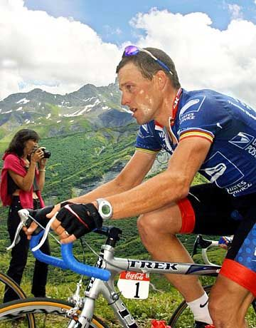 Armstrong: Alles nur Bluff?